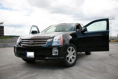 фото автомобиля Cadillac SRX г. Москва