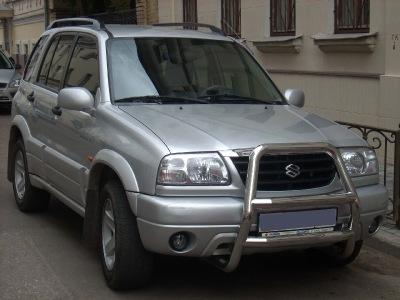 фото автомобиля Suzuki Grand Vitara г. Москва