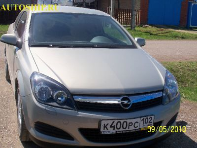 фото автомобиля Opel Astra г. Шаран