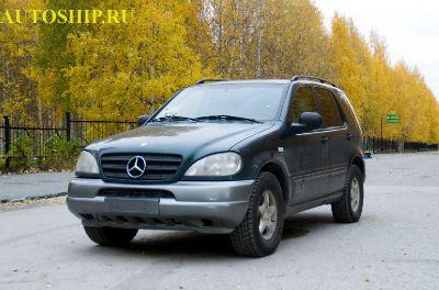 фото автомобиля Mercedes-Benz ML 320 г. Нижневартовск