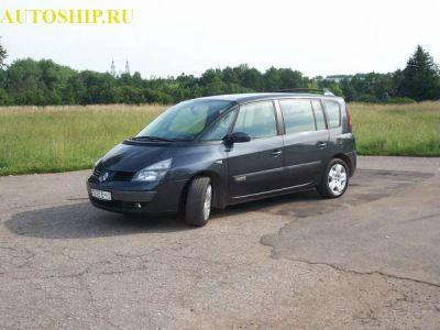 фото автомобиля Renault Espace г. Смоленская область