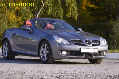 фото автомобиля Mercedes-Benz SLK 200 г. Сургут