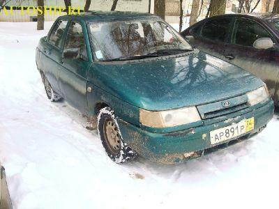 фото автомобиля ВАЗ 21101 г. Волгоград