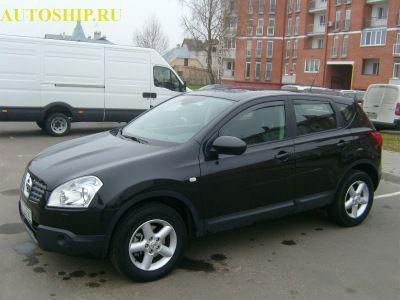фото автомобиля Nissan Qashqai г. Москва