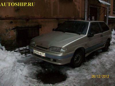 фото автомобиля ВАЗ 21130 г. Санкт-Петербург