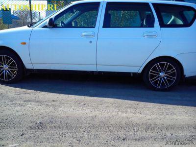 фото автомобиля ВАЗ Priora г. Волгодонск