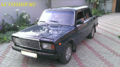 фото автомобиля ВАЗ 21074 г. Звенигород