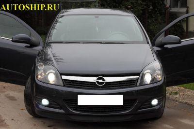 фото автомобиля Opel Astra г. Калуга