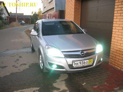 фото автомобиля Opel Astra г. Москва