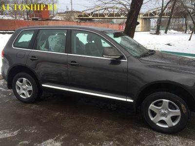 фото автомобиля Volkswagen Touareg г. Москва