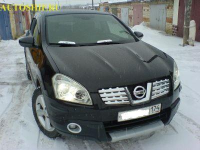 фото автомобиля Nissan Qashqai г. Карталы