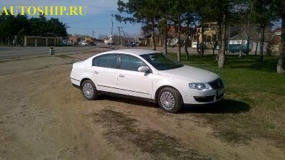 фото автомобиля Volkswagen Passat г. Варениковская