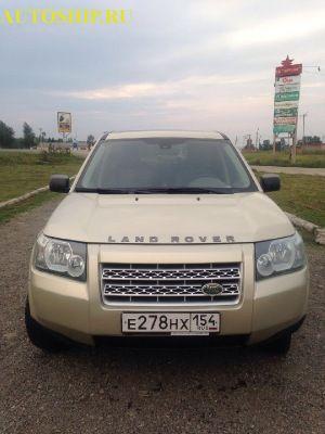 фото автомобиля Land Rover Freelander г. Юрга