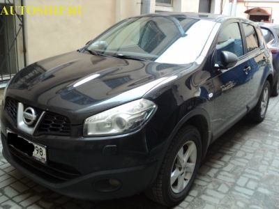 фото автомобиля Nissan Qashqai г. Санкт-Петербург