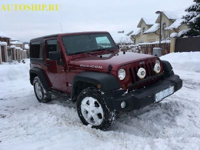фото автомобиля Jeep Wrangler г. Москва