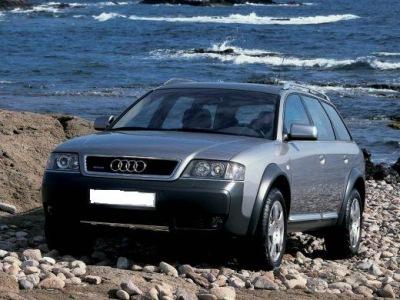 фото автомобиля Audi Allroad г. Санкт-Петербург