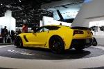 Представленный на автосалоне Детройте Chevrolet Corvette Z06 оказался роскошным