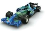 Новый болид Honda RA108