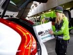 Компания Volvo научила машины принимать посылки и покупки
