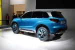 Совершенно новый автомобиль Suzuki iV- 4 представили во Франкфурте