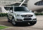 Новый автомобиль Ssangyong Rexton 2014