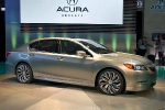 Acura RLX седан – японский представитель в новом 2014 году