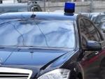 На автомобили руководства Крыма разрешили установить «мигалки»