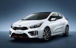 Новый автомобиль Kia Pro Ceed 2014 года