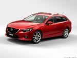 Новая Mazda 6 Wagon 2014