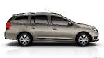 Новинка автомобиль Dacia Logan MCV