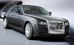 Новый Rolls-Royce Ghost