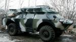 Россиянин без прав ездил на БРДМ-2