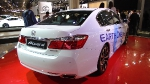 Неожиданная презентация Honda на ММАС: новая версия Accord