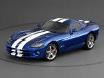 Прекращается выпуск  Dodge Viper SRT10