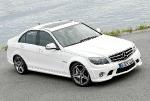 Представлены новые седан и универсал Mercedes-AMG C63