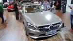 Обновленный Mercedes-Benz CLS