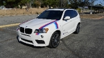 BMW X3 взял основу с  M Performance
