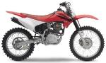 Усовершенствованный мотоцикл Honda XR230