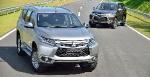Новая весна с новым Mitsubishi Pajero Sport