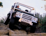 Юбиляр Land Rover Defender