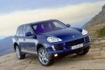 В Москве угнали очередной Porsche Cayenne