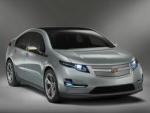 Электромобиль Chevrolet Volt на пекинском автосалоне