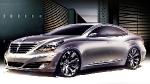 Компания Hyundai объявила российские цены на флагманский седан  Equus