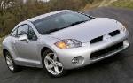 Новое купе Mitsubishi