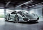 Гибридный суперкар от Porsche