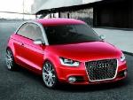 Производители приступили к публичным испытаниям  серийной модификации  модели Audi S1