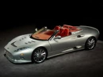 Новая модель автомобиля C8 Aileron Spyder от голландской компании Spyker Cars