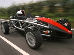 Представлена самая экстремальная версия спортивного автомобиля Ariel  Atom