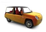 На автосалон в Женеве Rinspeed привезет бамбуковый гольф-кар