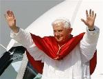 На электромобиль пересядет Папа Римский